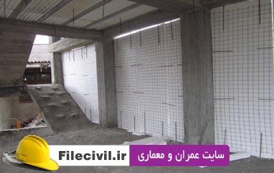 عکس های اجرایی دیوارهای 3d panel