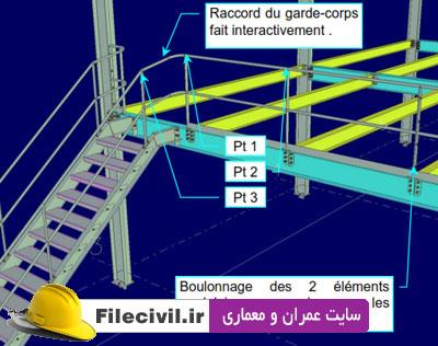 دانلود آموزش مدل سازی سوله در تکلا Tekla