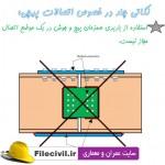 دانلود سمینار آموزشی طرح و اجرای اتصالات پیچی در سازه های فولادی