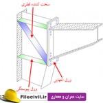 دانلود فایل اکسل طراحی اتصال فلنجی سوله