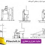 دانلود کتاب فارسی استانداردهای طراحی معماری