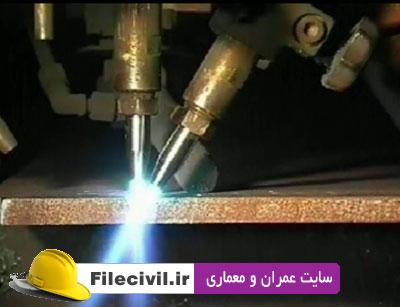 دانلود فیلم برش فلزات با اکسی استیلن Oxy Acetylene