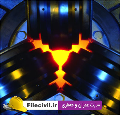 دانلود فیلم نحوه ساخت مقاطع فولادی با نورد گرم