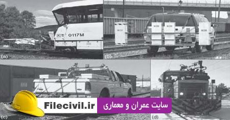 دانلود مقاله کاربرد روش GPR در راه آهن