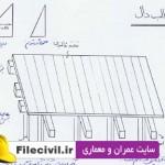 دانلود جزوه روش های اجرای ساختمان دانشگاه امیرکبیر مهندس خسروشاهی