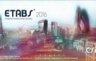 دانلود نرم افزار etabs 2016 به همراه کرک 32 و 64 بیتی
